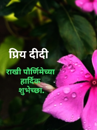 Marathi Quotes for Sister